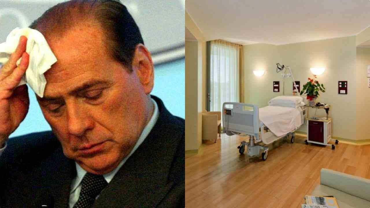 Berlusconi ricoverato, gli aggiornamenti