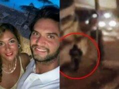 Omicidio Lecce: killer ripreso