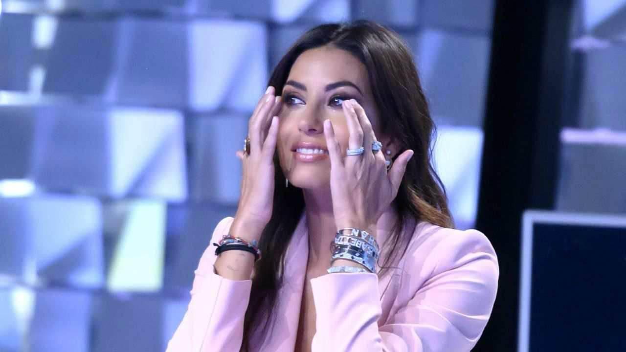 Elisabetta Gregoraci piange verissimo flavio briatore
