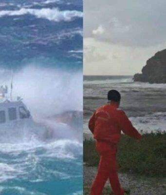 Milazzo, ricerche militare Guardia Costiera