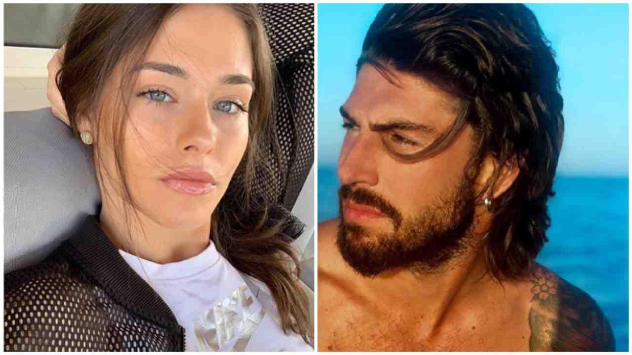 Ignazio Moser Caterina Bernal fidanzata dopo cecilia flirt