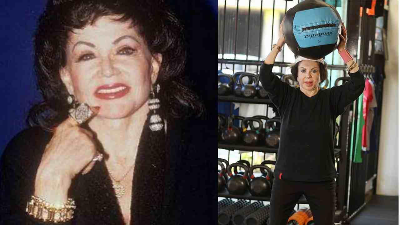 Jackie Stallone biografia