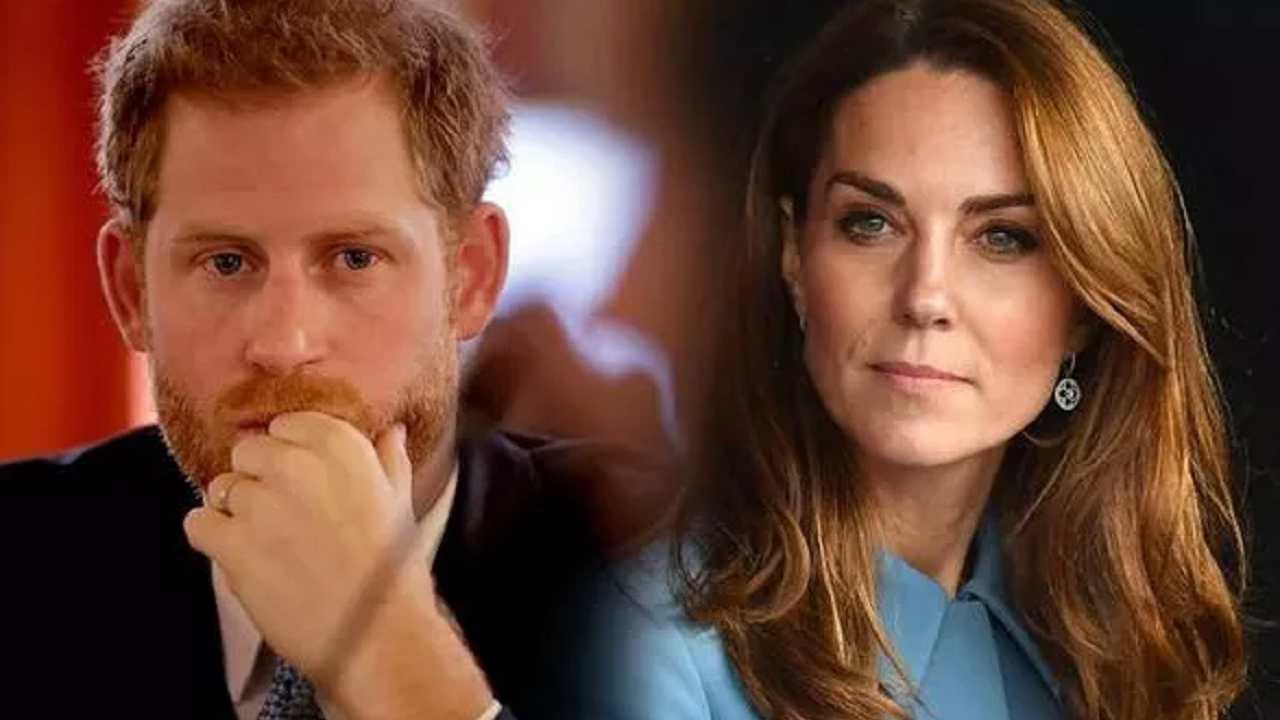Kate Middleton Principe Harry compleanno malattia