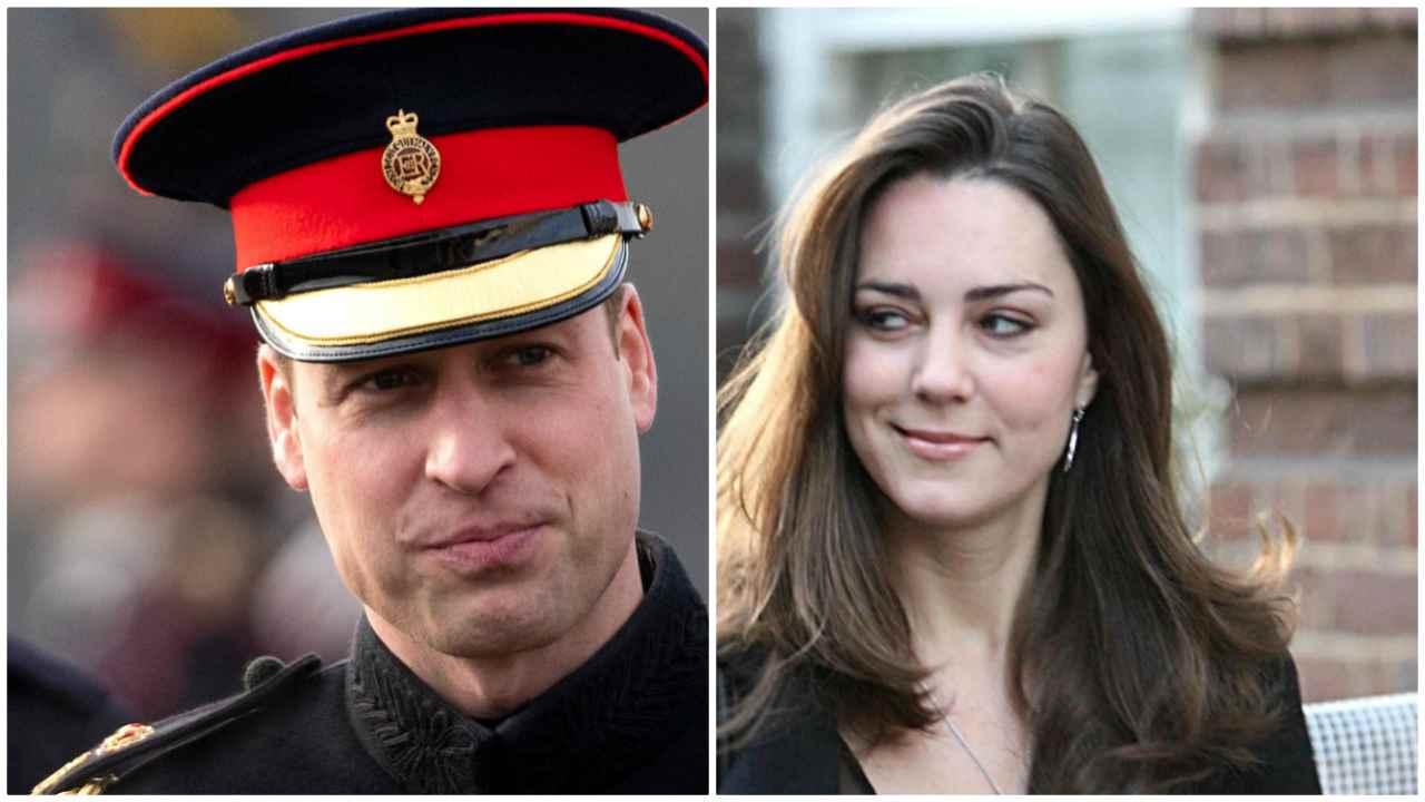 Kate Middleton frase sul fisico di William