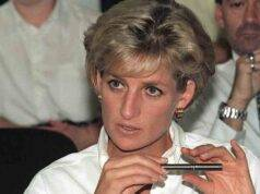 Lady Diana linda evangelista