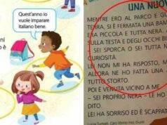 Polemica per frasi razziste in libri di scuola