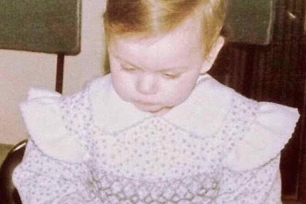Miriam Leone bambina