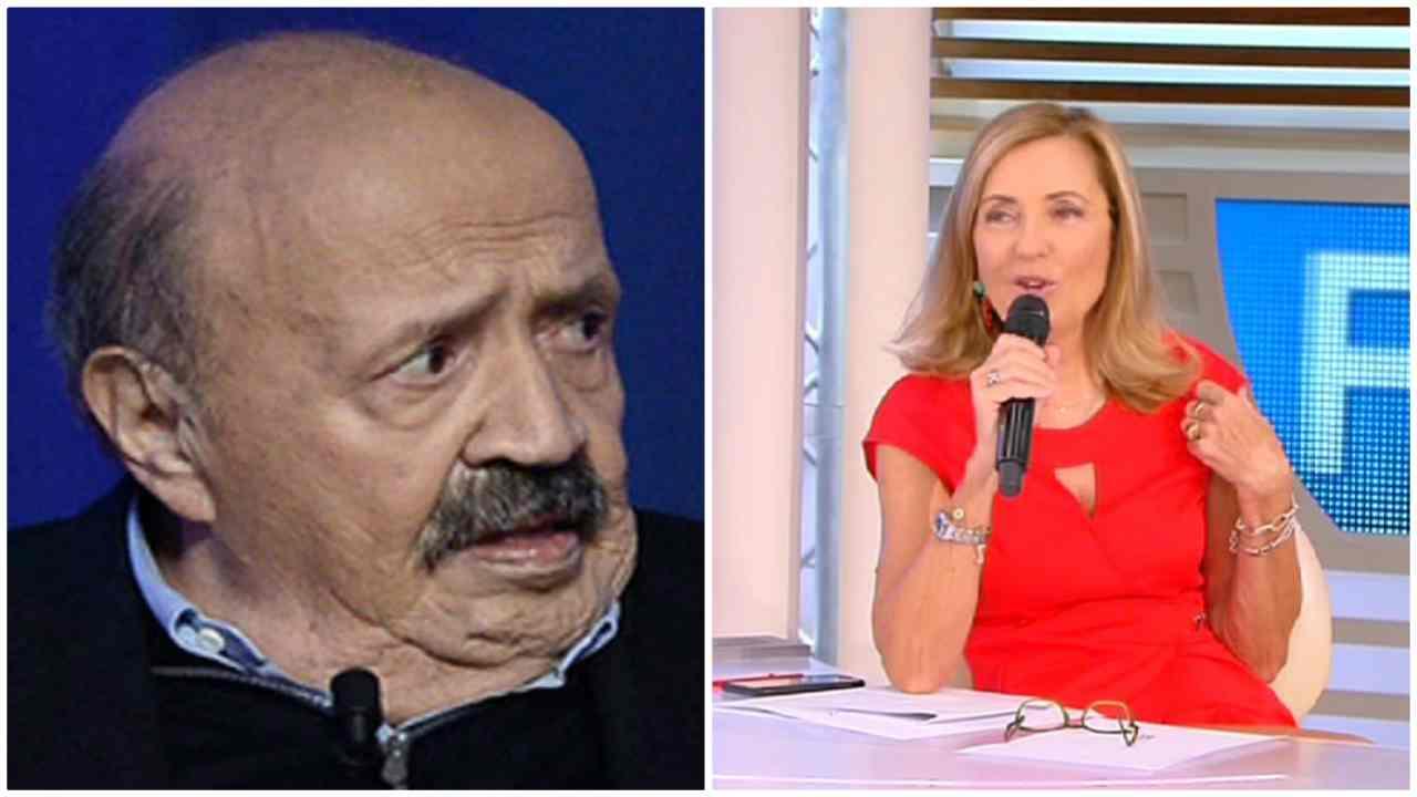 Maurizio Costanzo dubbi Barbara Palombelli