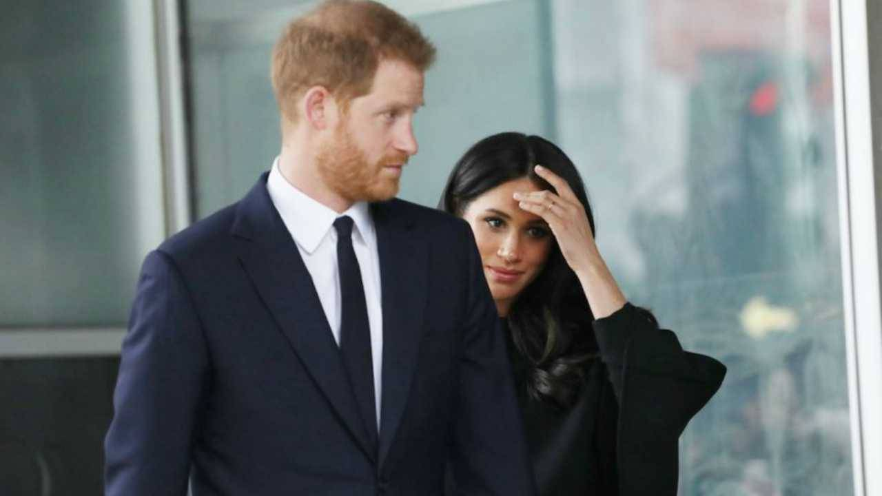 Meghan harry covid bufera