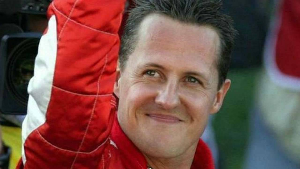 Michael Schumacher sveglio