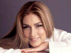 Romina Power costume