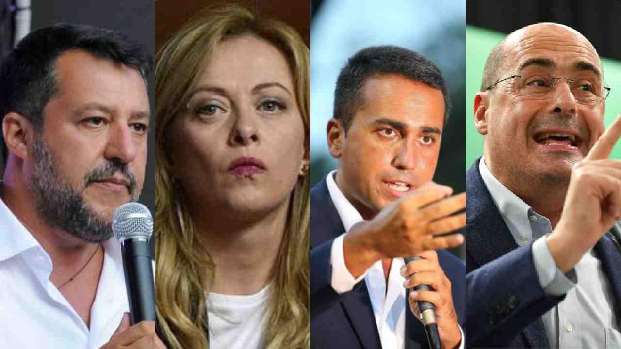 Referendum settembre: le posizioni dei politici