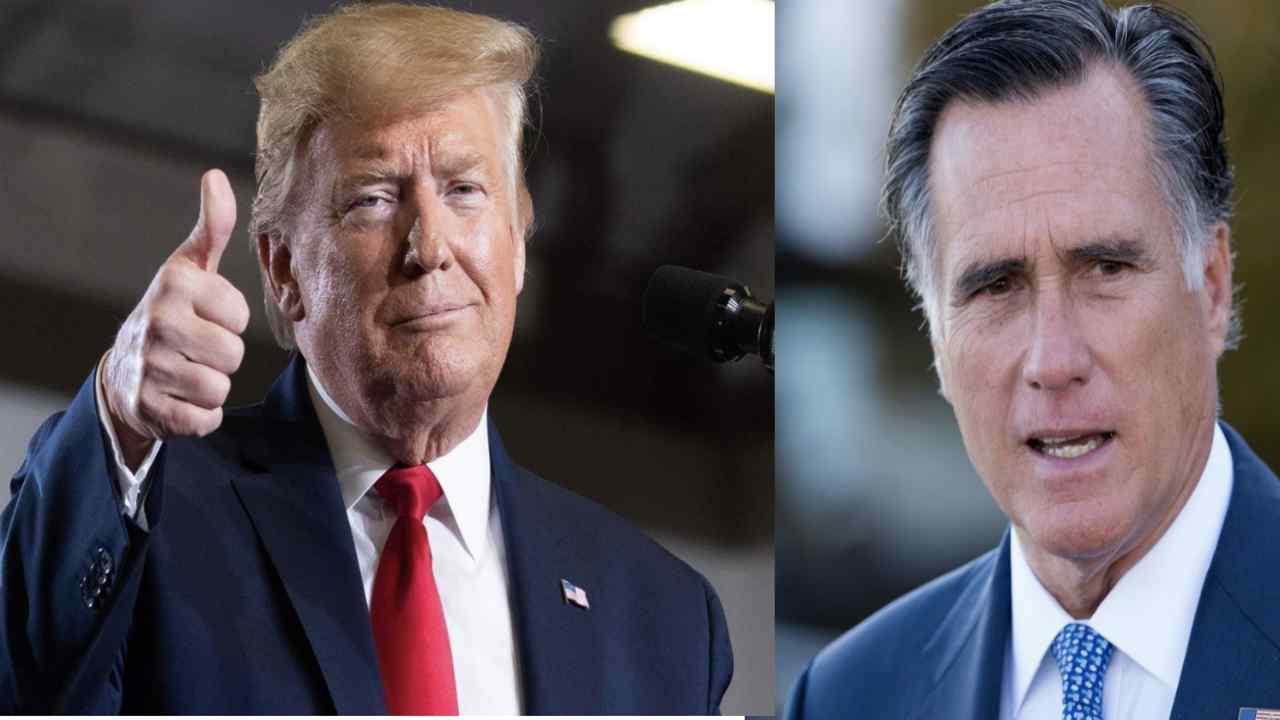 Romney appoggia scelta giudice corte suprema Trump
