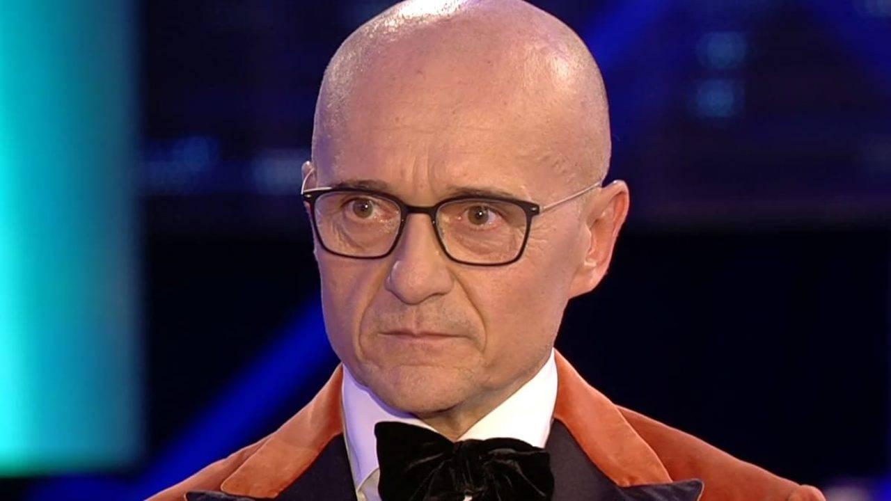 Alfonso Signorini dramma