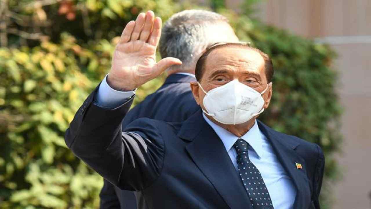 Berlusconi Covid-19