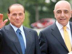 Berlusconi tampone
