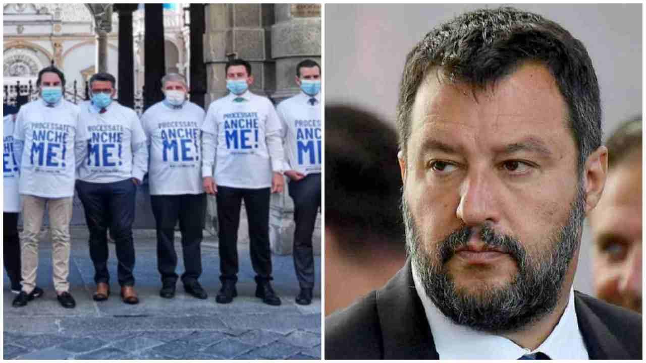 Eurodeputati Salvini