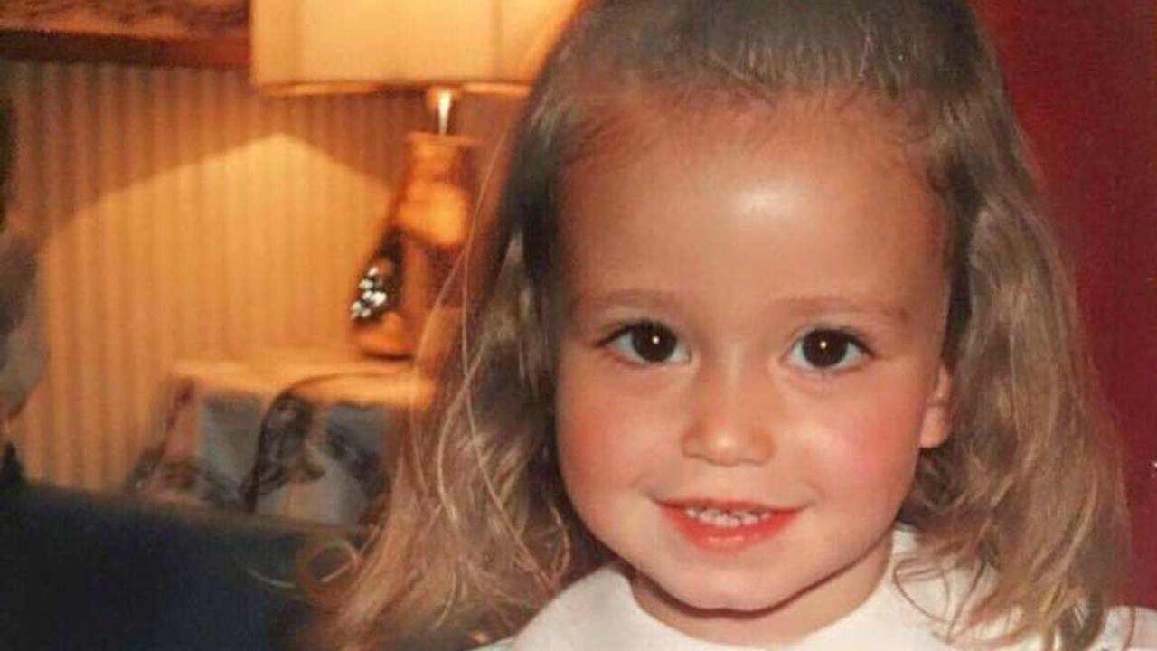 Riconoscete La Bimba Bambina In Foto Oggi E Una Conduttrice Sportiva