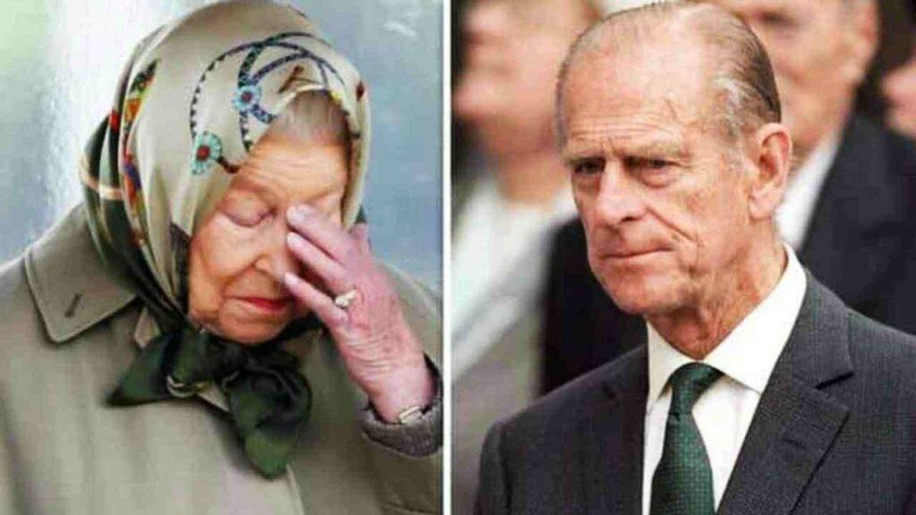 Regina Elisabetta, la separazione da Filippo.