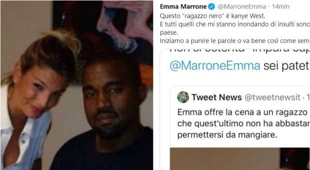 Emma Marrone insulti