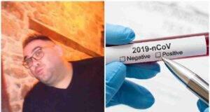 morto fabio lecis coronavirus
