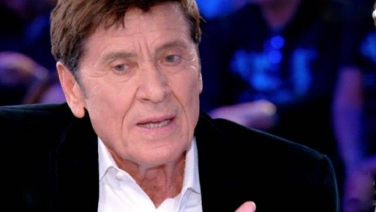 Gianni Morandi ultimo post
