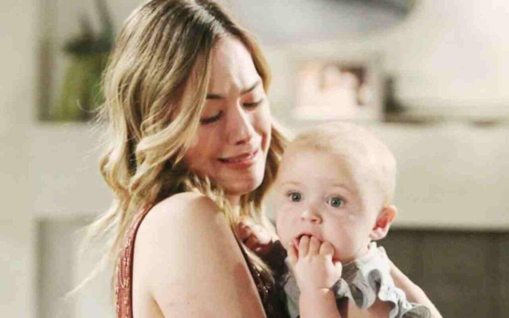 Hope, la piccola Beth scopre la sua vera mamma