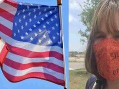 insegnante mascherina black lives matter licenziata