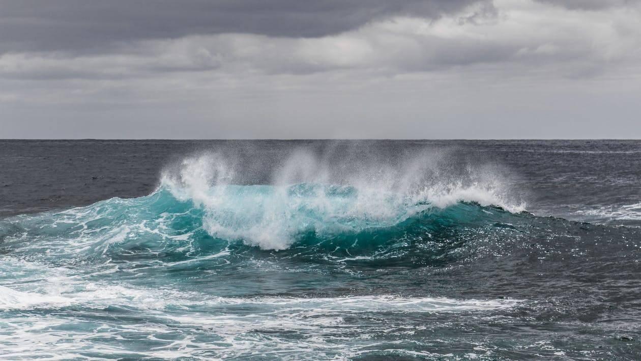 Cadavere donna in mare