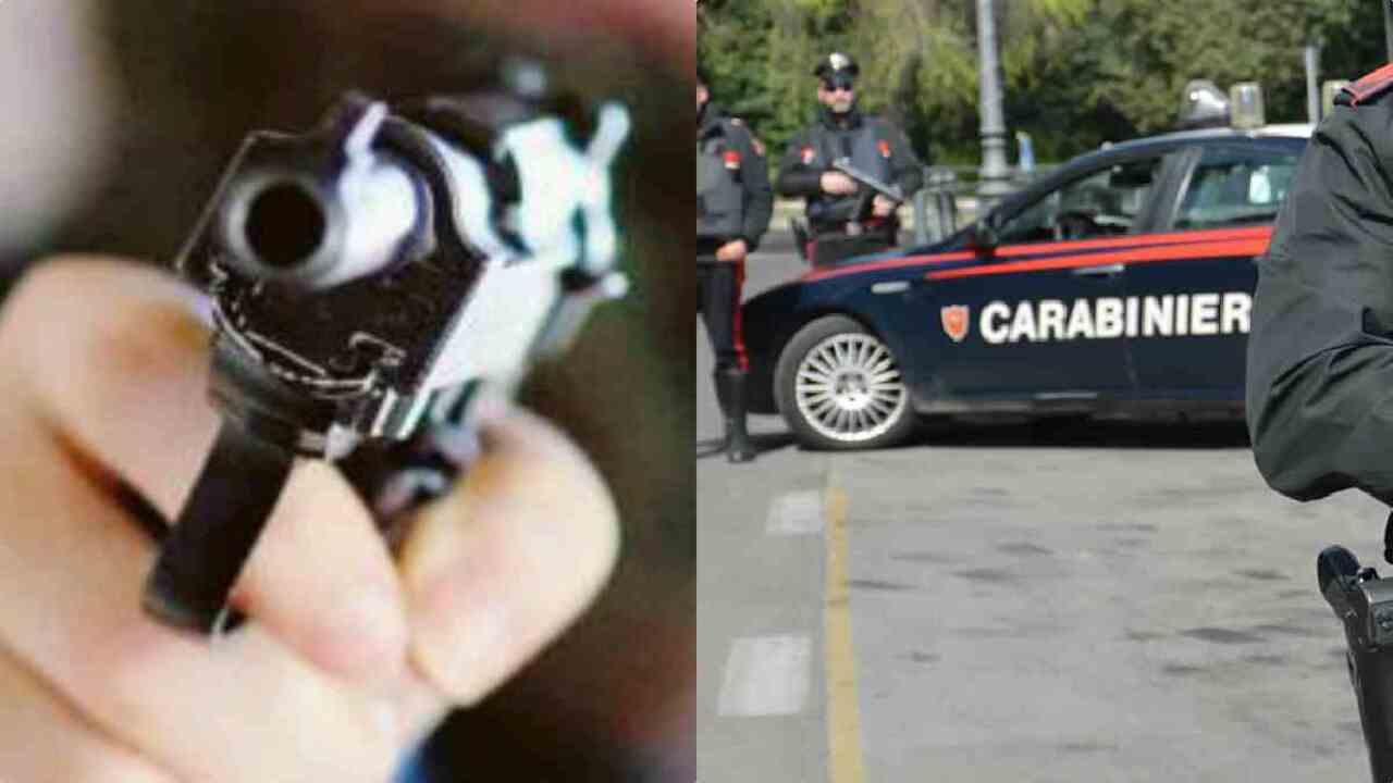 ladro ucciso indagato carabiniere