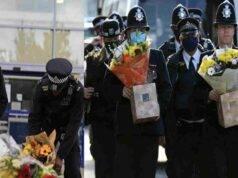 poliziotto ucciso in commissariato a londra