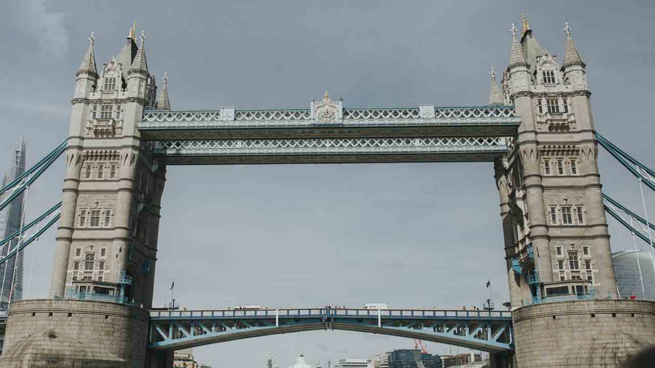 ponti di Londra pericolanti