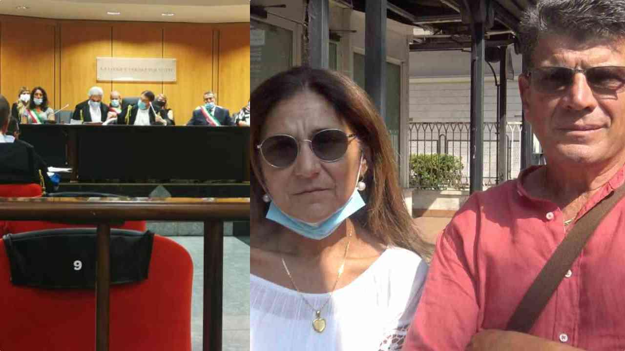 Processo Vannini, richiesta della difesa: protesta dei genitori