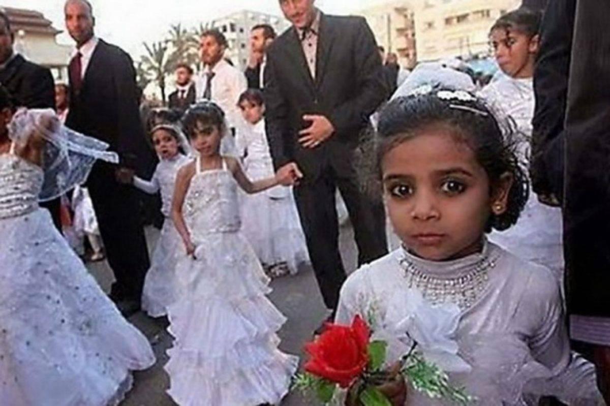 Rawan, la sposa bambina morta a soli 8 anni dopo la prima notte di nozze