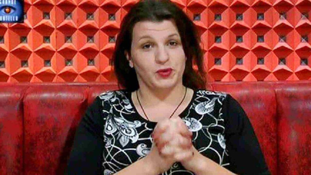 Rebecca De Pasquale, oggi molto dimagrita