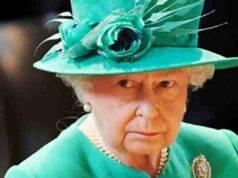 Regina Elisabetta nello scandalo