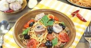 spaghetti poveri la ricetta