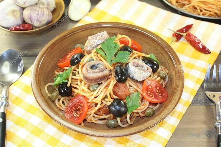 ricetta degli spaghetti poveri