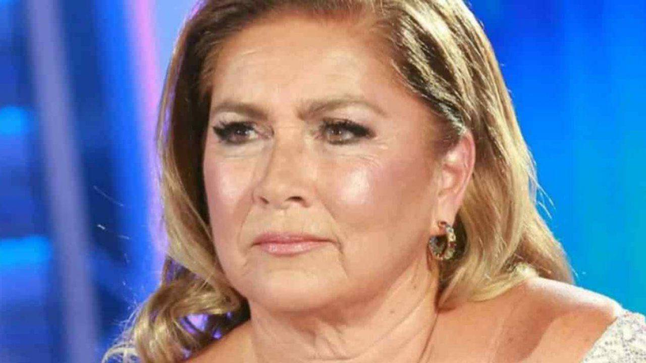 Romina Power lutto