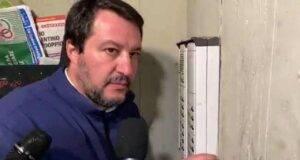 Salvini citofono