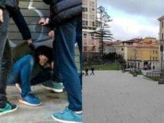 Aggressione Sassari