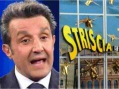 Flavio Insinna escluso dala conduzione, colpa di Striscia