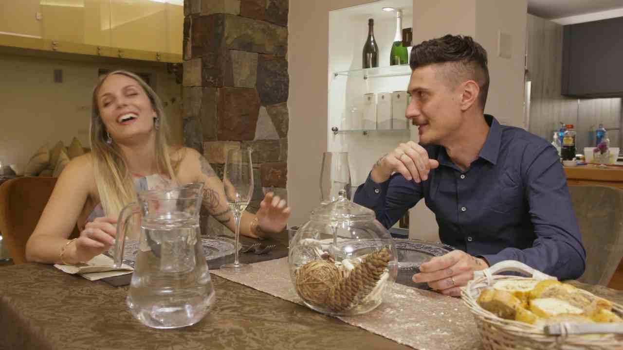 Giorgia e Luca, matrimonio a prima vista