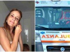 Incidente roma muore giovane mamma
