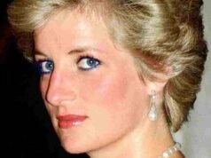 Lady Diana irriconoscibile