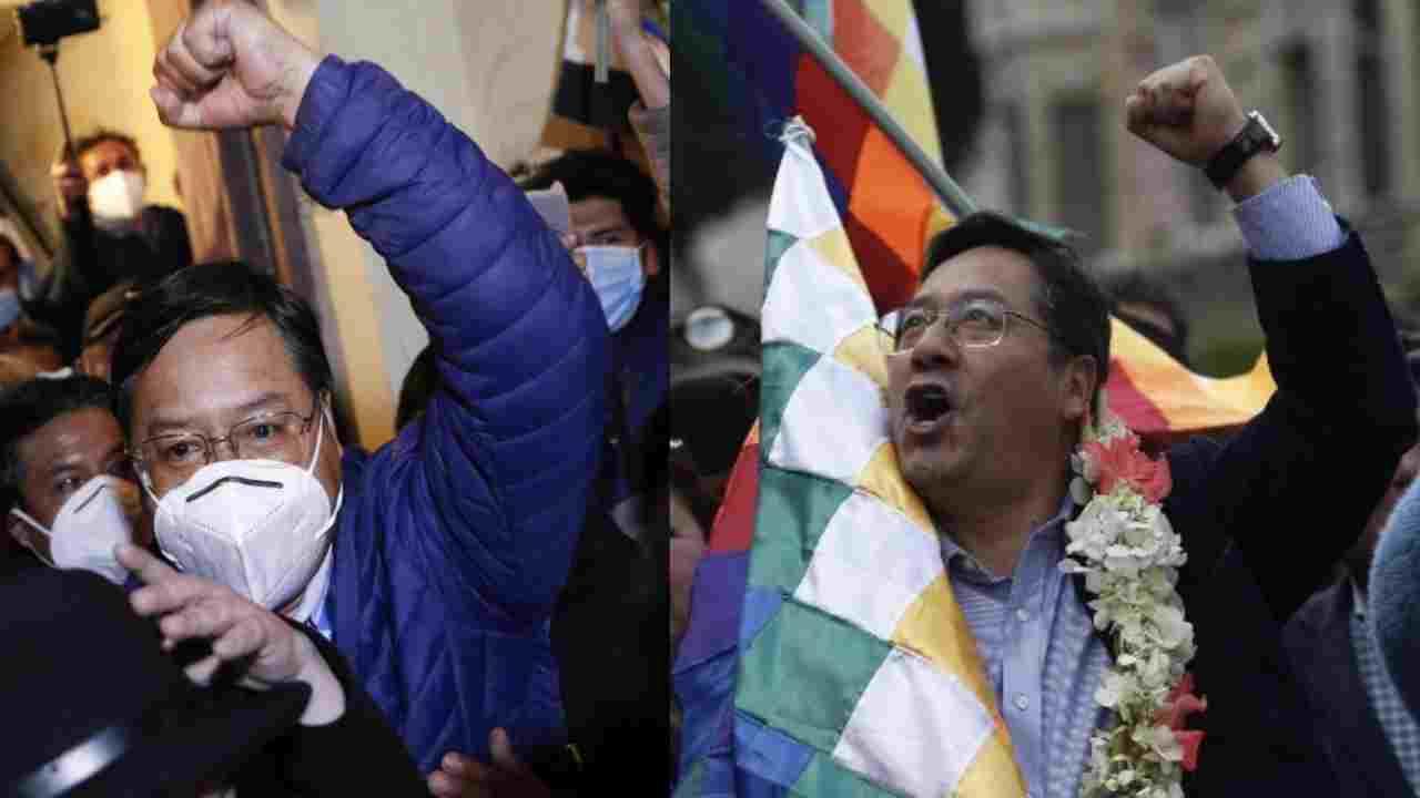Luis Arce vince elezioni bolivia