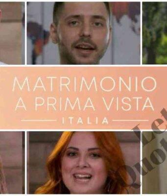 Matrimonio a prima vista anticipazioni 4'puntata