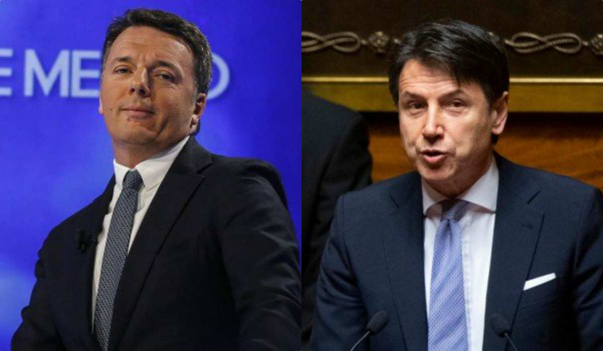 Matteo Renzi, Giuseppe Conte risponde alle critiche di Italia Viva