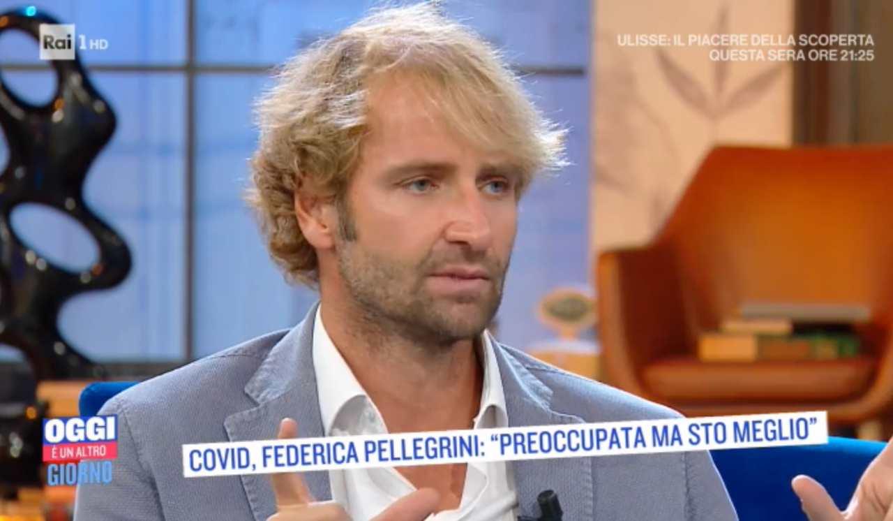 Massimiliano Rosolino, l'intima confessione a Oggi è un ...