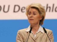 """Vaccini, Ursula Von der Leyen: """"Distribuzione in base alla popolazione"""""""